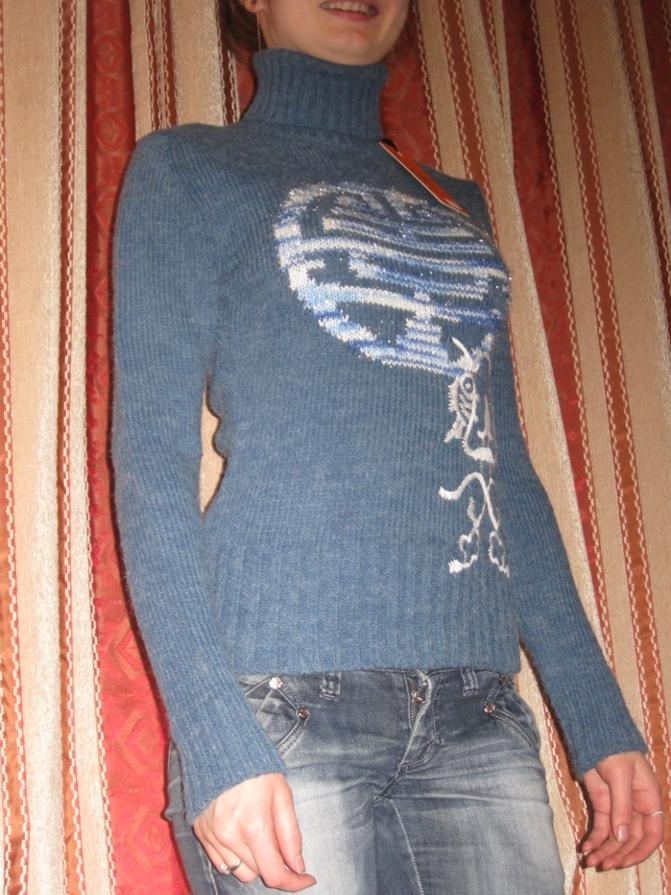 Пуловер Сайт Доставка